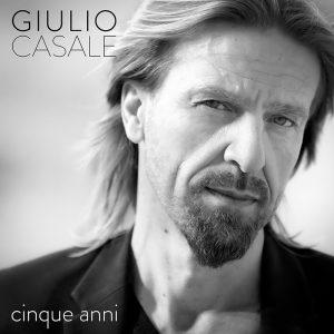 """Giulio Casale – """"cinque anni"""" nuovo EP"""