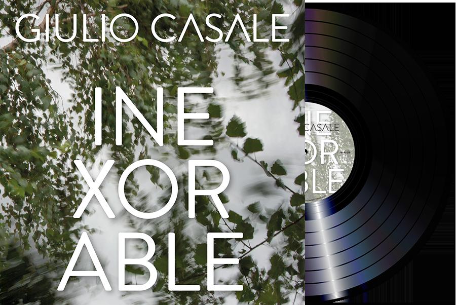 Giulio Casale – Inexorable versione LP