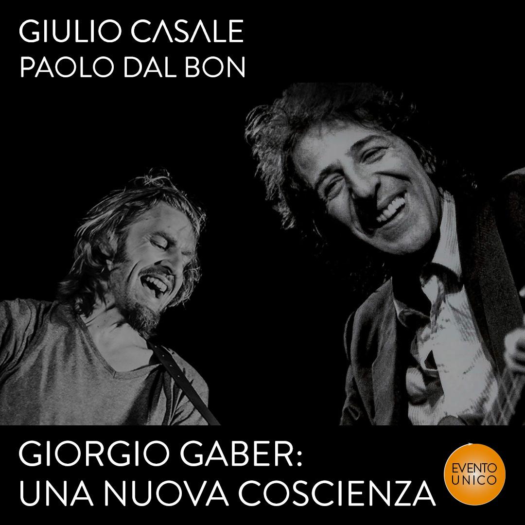 2021_07_09 – Giorgio Gaber Una nuova coscienza Castelnuovo di Garfagnana