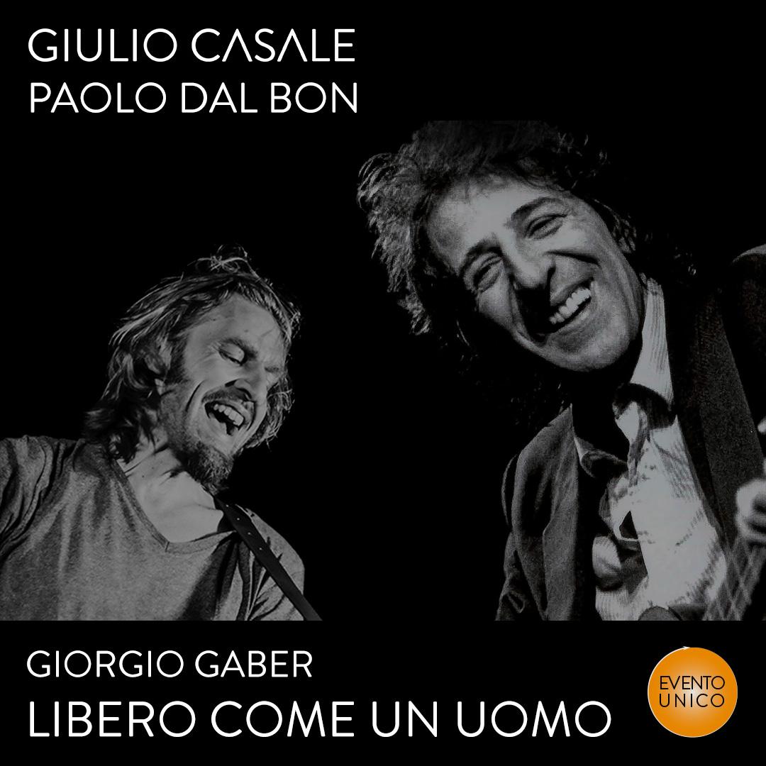 2020_09_07 – Giorgio Gaber Libero come un uomo WEB
